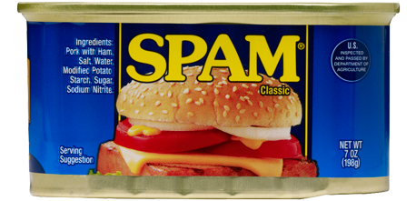 Why Spam is Gross