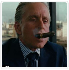 Gordon Gekko and Email Frequency