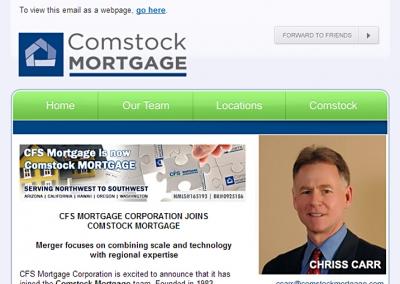 Comstock Mortgage