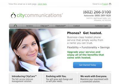 City Communications