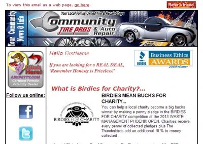 Community Tire