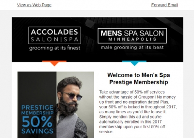 Accolades Salon and Spa